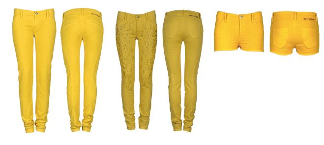 El amarillo vitaminado, color tendencia para la primavera-verano