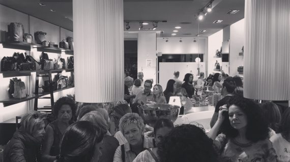 Así celebramos la Shopping Night en Marisa Martinez Tendencias