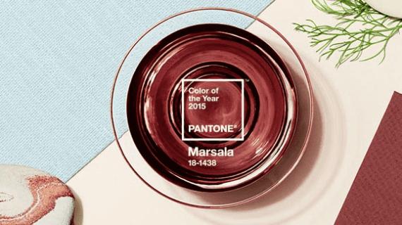 Marsala, el color de la temporada