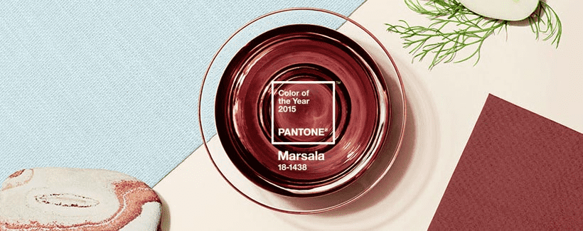 Marsala, el color de la temporada