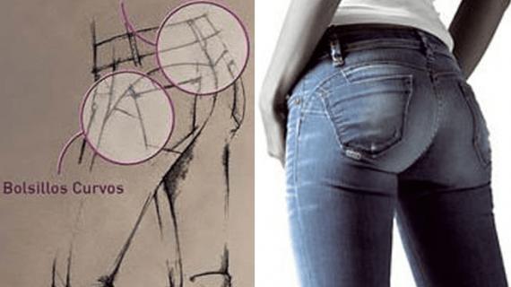 Pantalones Liu Jo   El secreto de los jeans Bottom Up de Liu Jo – Actualizado 2018