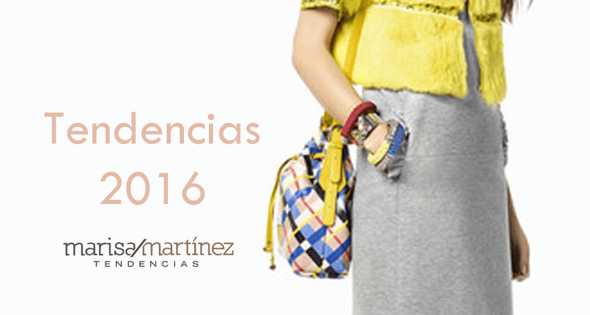 ¿Cúales serán las tendencias en moda este 2016?