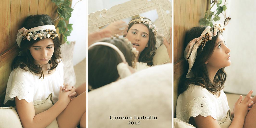 Nuestras princesas se merecen lo mejor el día de su primera comunión!