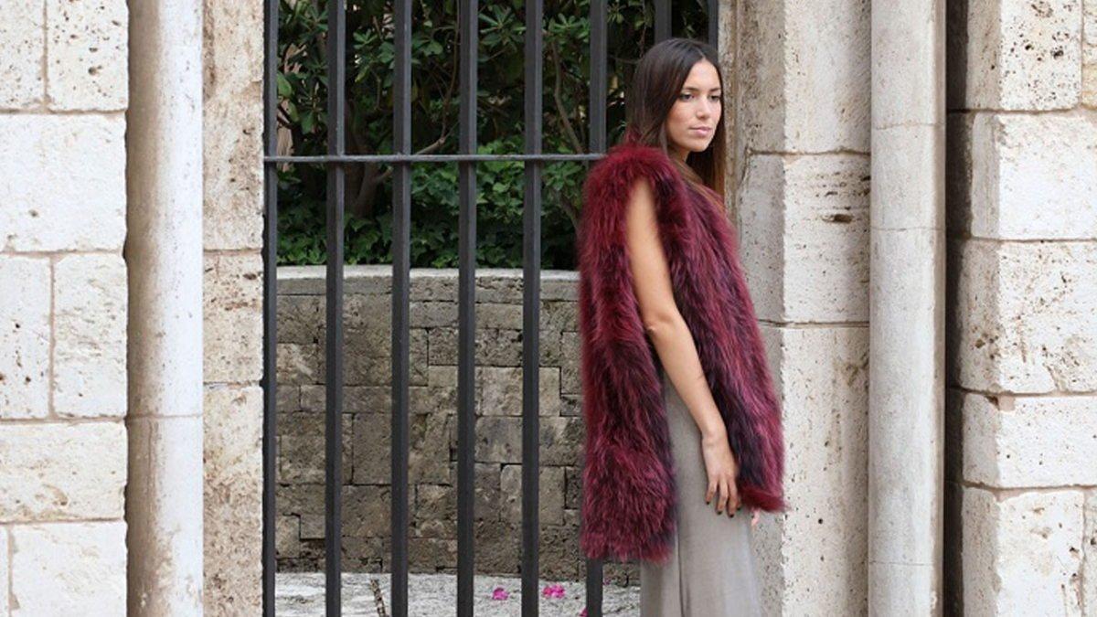 Estolas y vestidos de fiesta: consejos de estilo