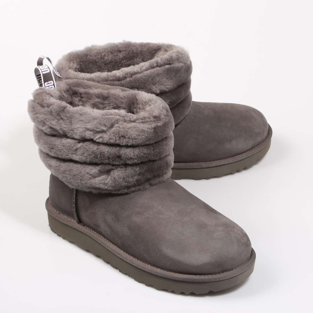 BOTIN FLUFF MINI QUILTED UGG