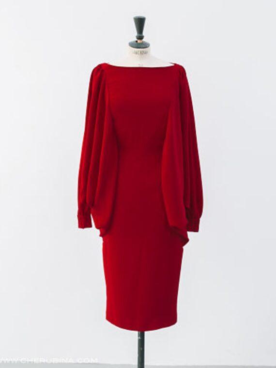 vestido-vlinder-color-rojo-cherubina